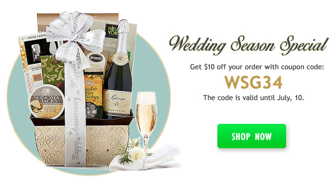 Wedding Gifts to USA